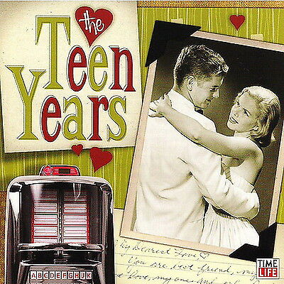 The Teen Years 10 CD Coffret 150 Hits Time Life Neuf et Scellé USA Made /