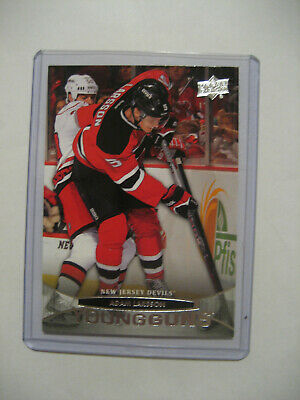 2011-12 11-12 UD Upper Deck Young Guns Adam Larsson RC Rookie #227