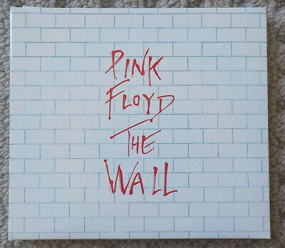 Pink Floyd - The Wall (2011 Remastered Reissue) - 2CD ALBUM [USED - VGC]