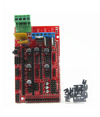 3D PRINTER HIGH Power Mosfet Wiring Kit 14AWG Anet A8 Prusa I3 Same
