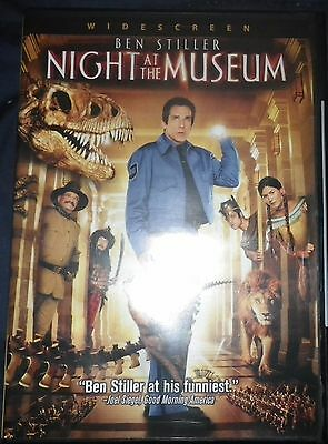 Night at the Museum (Widescreen Edition) [DVD] new