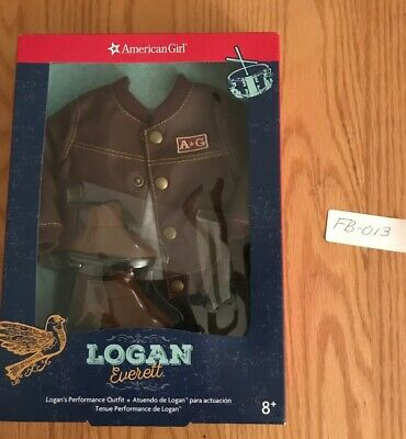 American Girl Doll Boy Logan Performance Outfit, NEW IN BOX