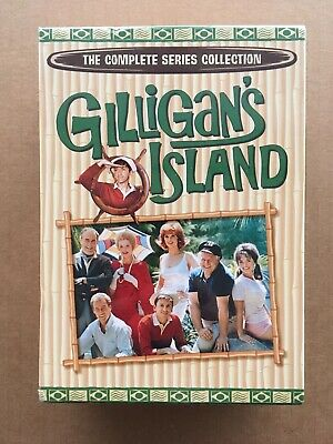 GILLIGAN'S ISLAND * 17 DVD Collection * Complete TV Series * All 3 Seasons