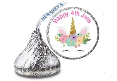 108 OLAF PERSONALIZED HERSHEY KISS KISSES LABELS STICKERS BIRTHDAY PARTY FAVORS