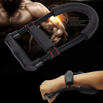 Forearm Gripper Grip Device Strength Fitness Gym Wrist Hand Training Exerciser