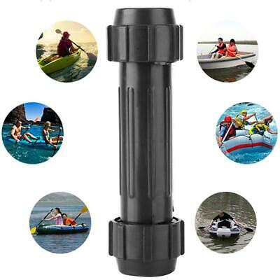 1Pc Aluminum Alloy Paddle Connector Pipe Kayak Inflatable Rowing Canoe Oars Boat