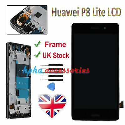 For Huawei P8 Lite 2016 ALE-L21 LCD Display Touch Screen Digitizer Replacement