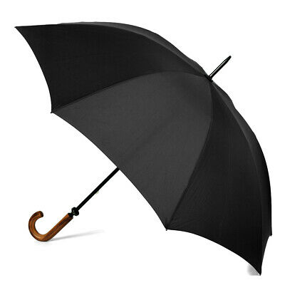NEW Clifton Gents Lightweight Umbrella Black