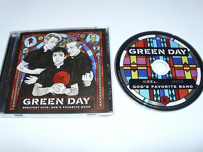Greatest Hits: God's Favorite Band. by Green Day (CD) Like New. Free Shipping.