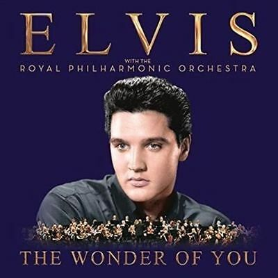 Elvis & Royal Philharmonic Orchestra  The Wonder Of You Cd Grab A Bargain $5