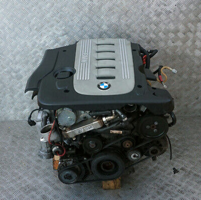 BMW 5 Series E60 E61 535d Diesel M57N Complete Engine 306D4 272HP with 149k WARR