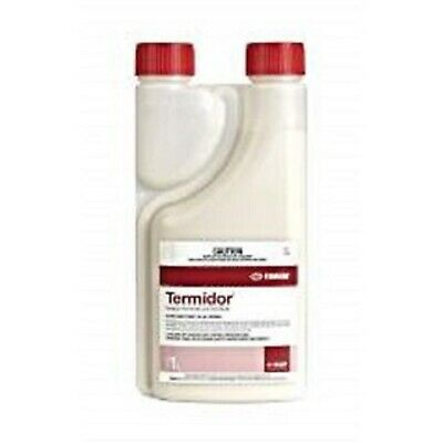 1L Termidor sc termiticide termite White ant treatment pest barrier