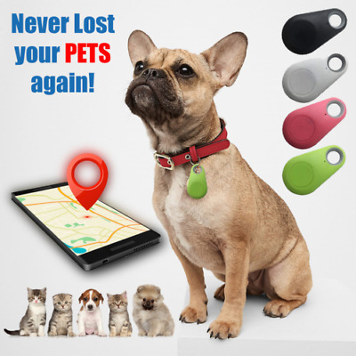 Pets GPS Tracker and Activity Monitor-Smart Mini GPS Anti-Lost Waterproof Tracer