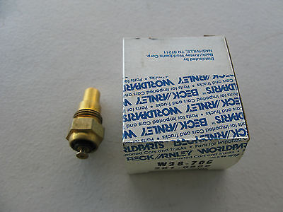 Beck/arnley Engine Coolant Temperature Switch (#201-0908)