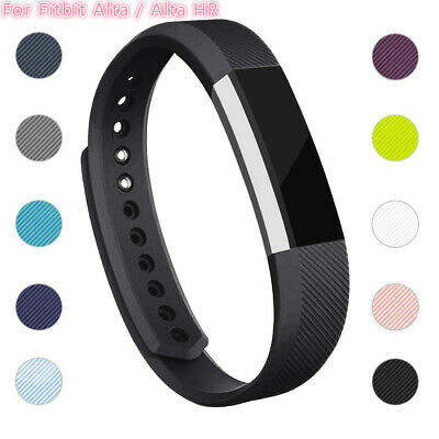 For Fitbit Alta HR Adjustable Sport Wristbands Watch Band Replacement Women Men