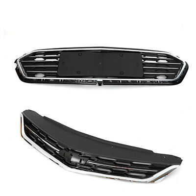 Fit Chevrolet Cruze 2016 - 2018 Front Bumper Upper Grill Middle Lower Grille New