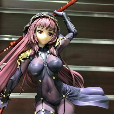 Anime Fate//Grand Order SSS Servant Lancer Scathach PVC Figure New No Box 20cm