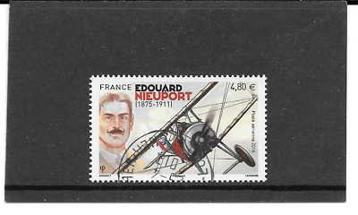 France 2016.edouard Nieuwpoort (1875-1911) .timbre Gum Seal Rond.pa.n°80