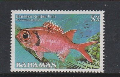 Bahamas 1986 Mint Stamp