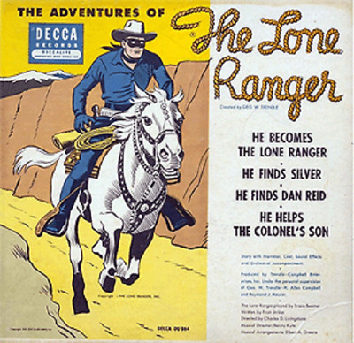 The lone Ranger  radio plays in MP3 format over 2100 EPISODES 1000+ HOURS