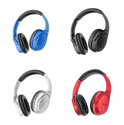 Over Ear Kopfhrer Bluetooth Headset Cableless Sports Stereo Fm/Aux-In / Tf