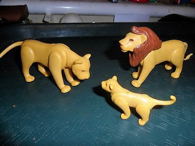 Playmobil Lynx /& cubs NEW extra animals for zoo//forest//western themes