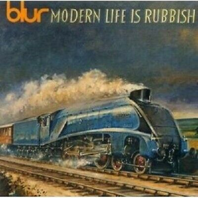 "Blur ""modern Life Is Rubbish (Special Edition)"" 2 Vinyl Lp New"