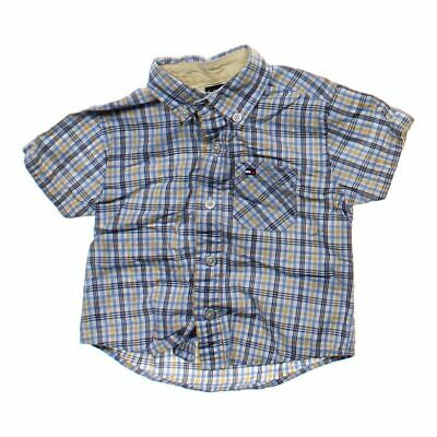 cadcb6fd6c0 TOMMY HILFIGER BABY Boys Polo Shirt, size 12 mo, blue/navy, cotton ...