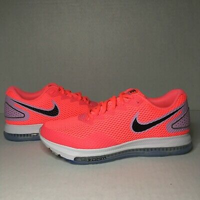 95b26a70d691 Nike Zoom All Out Low 2 Hot Punch Black Pink Women s Shoes Sz 7 (AJ0036