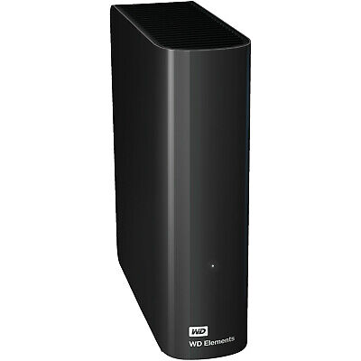 WD Elements™, 10 TB HDD, 3.5 Zoll, extern
