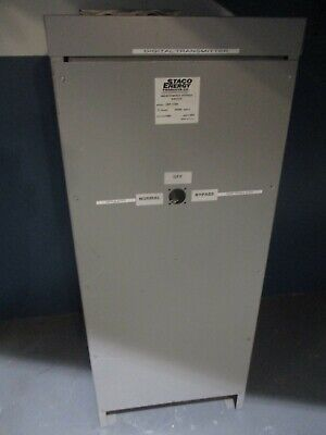 STACO ELECTRIC CO  Model 291 Autotransformer (Variac) 0