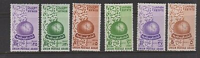 Middle East Mint Stamps