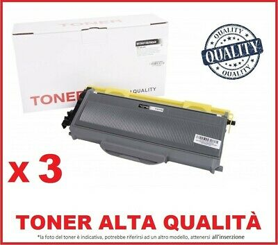 nr. 3 TONER per  BROTHER TN-2420 (3000) DCP L2530DW, MFC-L2710DN/W CON CHIP WITH