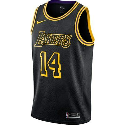 d9ac8dba5 Brand New Nike Brandon Ingram 14 Los Angeles Lakers City Edition Swingman  Jersey