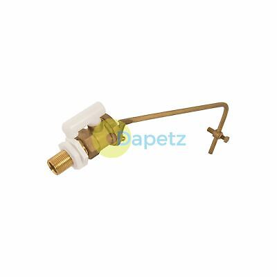 "High Pressure Float Valve Part 2 1/2"" Solid Brass Valve For Water Storage Tanks"