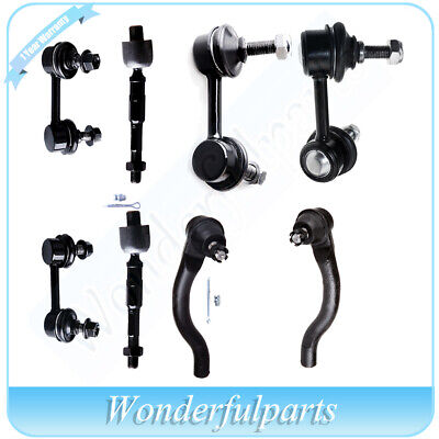 New Suspension 8 Front Sway Bar End Link Tie Rod Kit For 2006-2011 HONDA CIVIC