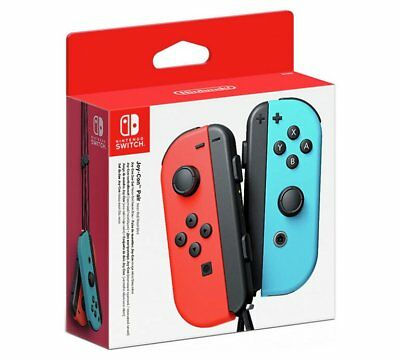 Nintendo Switch Joy Con Wireless Controller - Neon  Avaliable In Stock Now