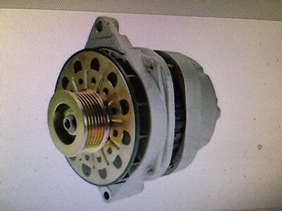 250 Amp High Output GM CS144 Large Case Alternator Chevrolet 1-WIRE 1965-1985