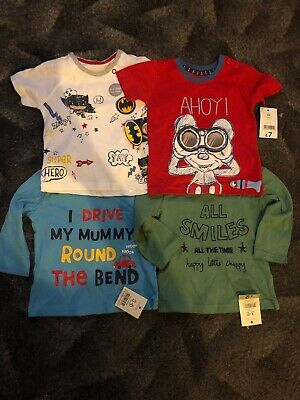 Brand New And Tags Boys 3-6 Months Clothing Bundle