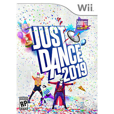 Just Dance 2019 Wii [Brand New]