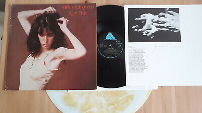 Patti Smith Group - Easter - Lp - Insert - D 1978