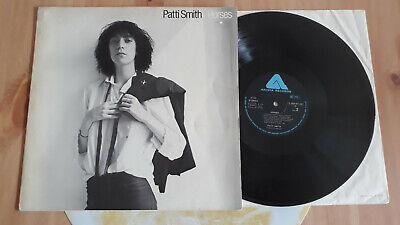 Patti Smith Group - Horses - Lp - D 1976