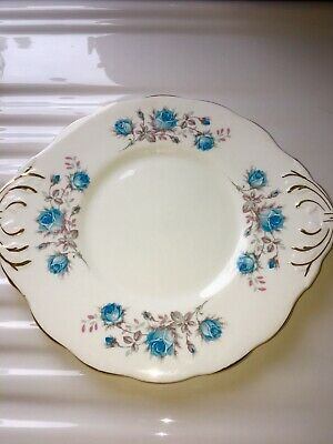 Vintage Salsbury Bone China Plate