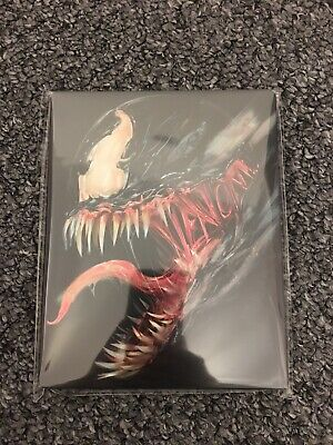 Venom Limited Edition 4K Steelbook (4K Ultra HD + Blu-ray) [UHD]