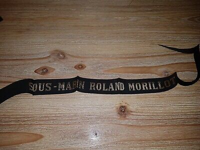 Sous Marin Roland Mourillot