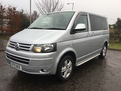 VW Transporter T5 2011 2.0 TDI 180ps 6 Speed with Wheelchair access conversion