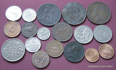 Mixed World Coin's General Mix Modern World 80 Grams Plus  #lng80