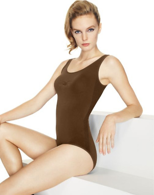 b4437fadadfba HANES BODYWEAR SEAMLESS Bodysuit wicking Cool Comfort Perfect Knit ...