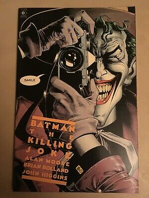 Batman - The Killing Joke TPB - Graphic Novel - Alan Moore