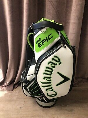 Callaway GBB EPIC Tour Bag Amazing Condition